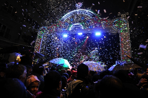 Christmas banned by Chinese university, says it is 'kitsch'