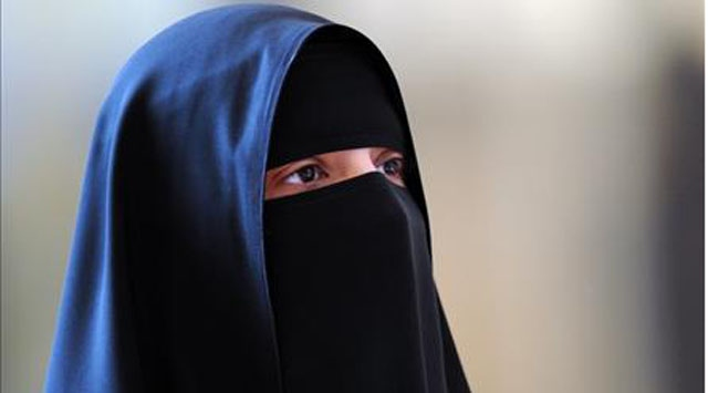 Denmark bans face veils in public