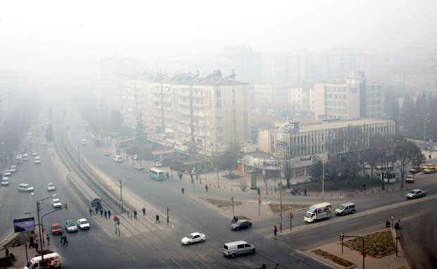 WHO finds Indian cities have dirtiest air