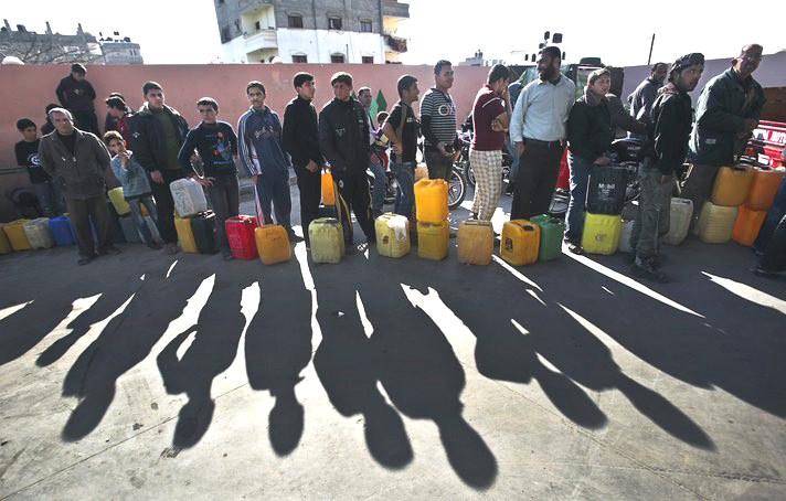 Israeli official wants fuel, electricity to Gaza cut