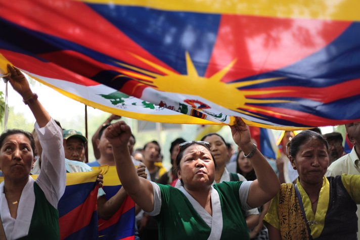 Three more Tibetans die from shooting by Chinese police