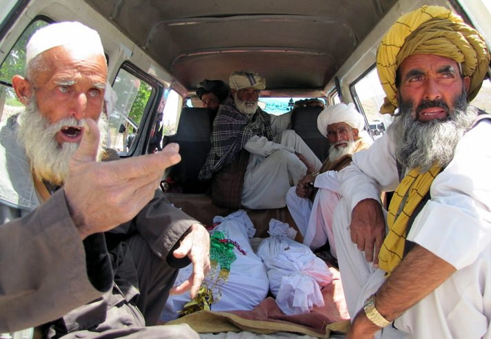 NATO air strike killed up to 14 civilians in Afghanistan