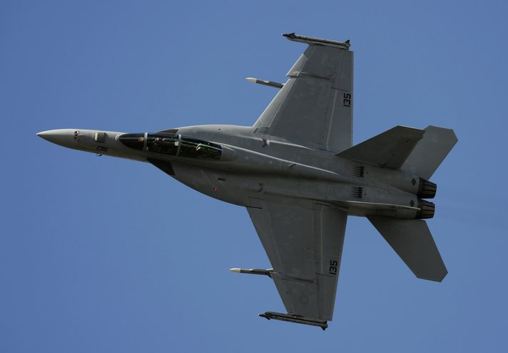 Canada says fighter jets make first strike against ISIL