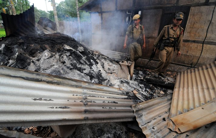 Bodies found, more missing after India massacre of Muslims- UPDATED