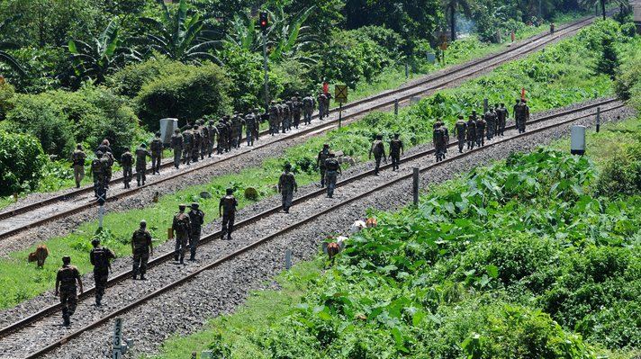 India deploys army in Assam after 31 Muslims killed