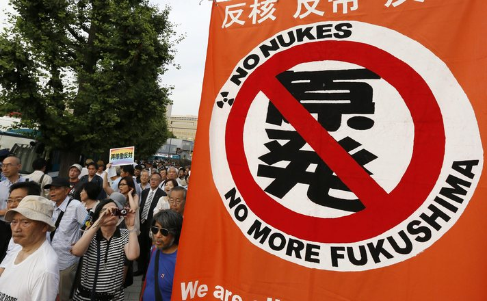 Reality sinking in for Fukushima 'nuclear refugees'