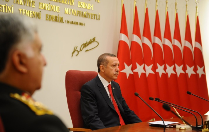 Turkey's top military council meets, to decide on jailed generals