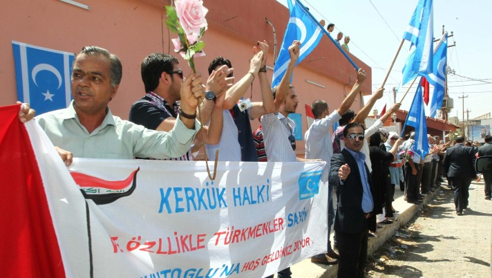 Iraqi Turkmens to have education in mother-tongue