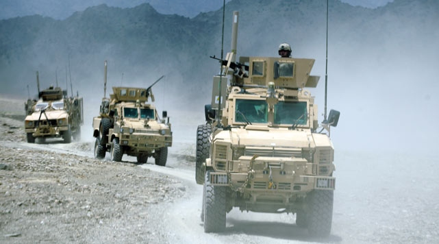 Seven NATO allies to create new rapid reaction force