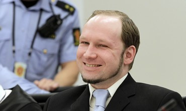 Norway's mass killer Breivik wants to create fascist party