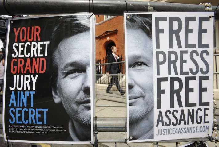 Swedish court rejects Assange appeal to revoke arrest warrant
