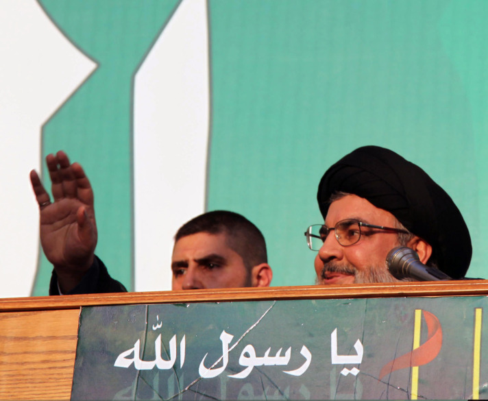 Hezbollah chief says has no health problems