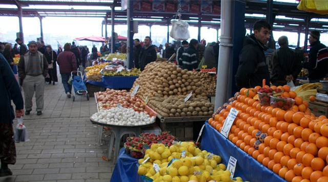 Turkish Central Bank: inflation to drop sharply in 2015