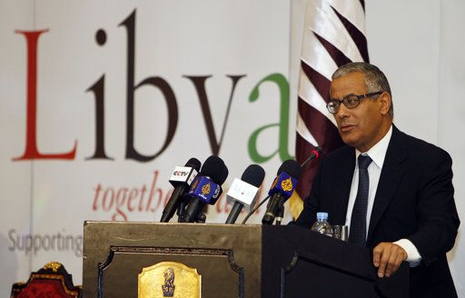 New Libya PM presents govt list for approval