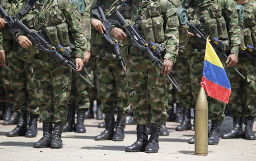 Colombia sends military envoy to peace talks in Havana