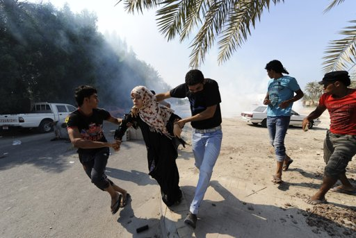 Bahraini activist killed in mysterious blast