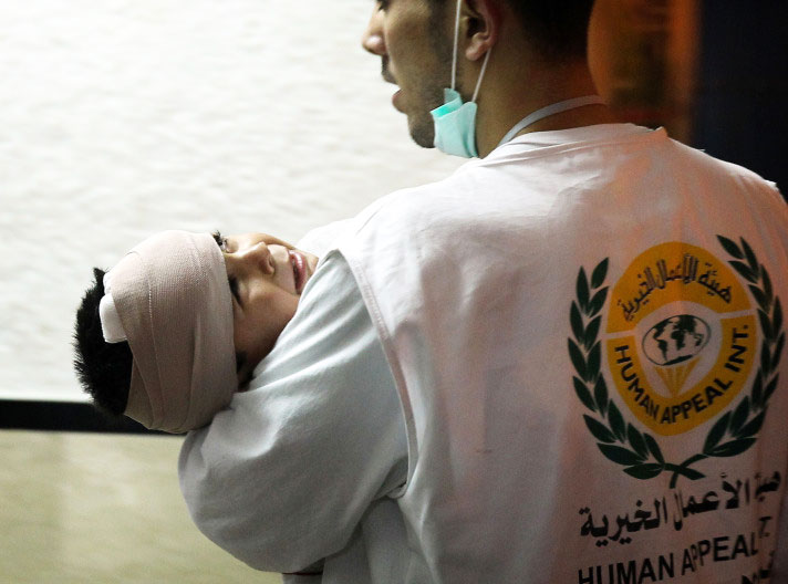 After month of war, Gaza's disabled face shortages