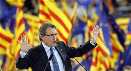Catalonia to go ahead with referendum on leaving Spain