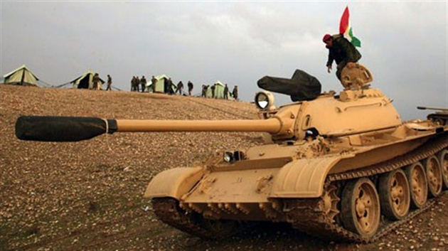 UK 'would consider' arming Iraqi Kurds
