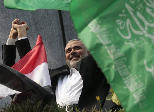 Haniyeh urges friendly states to help Gaza rebuild
