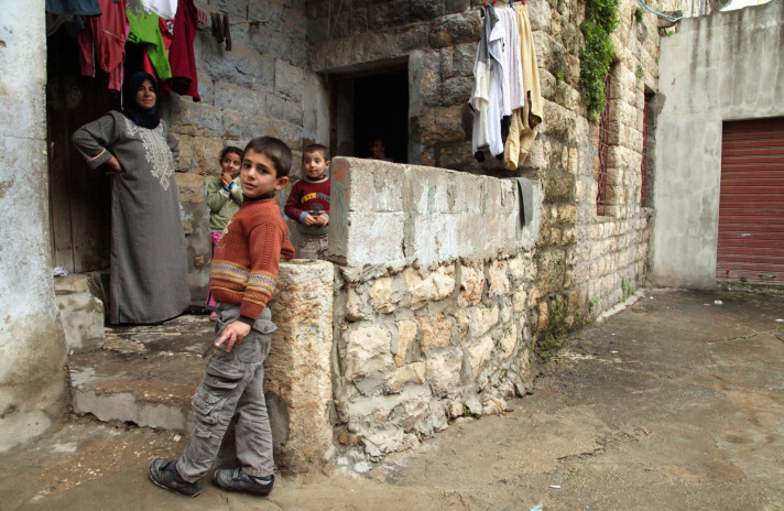 Lebanon barring Palestinian refugees, claims Amnesty