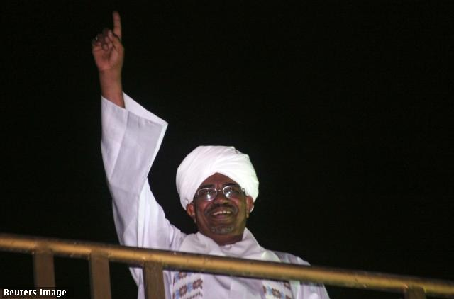 Sudan's Bashir backed by party to run in presidential polls