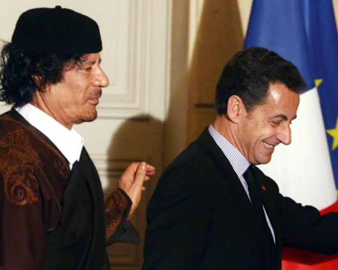 Sarkozy-Gaddafi funds document genuine, FR judges say