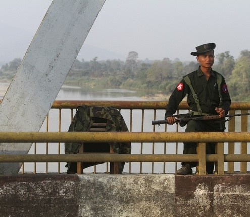China worried as Myanmar fighting pushes refugees across border