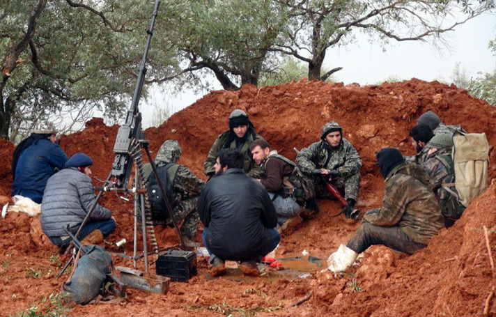 U.S. training of Syrian rebels still months away
