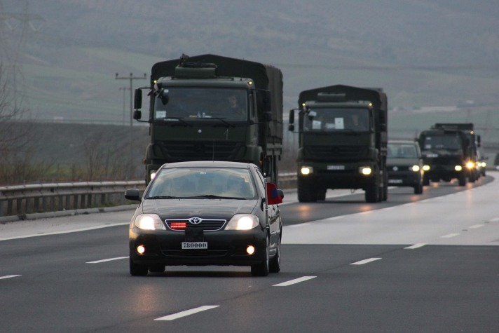 Spain aims to ensure Turkey's security with patriots