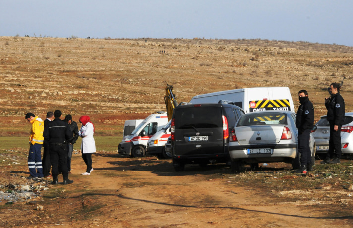 Landmine explosion wounds seven soldiers in southeast Turkey
