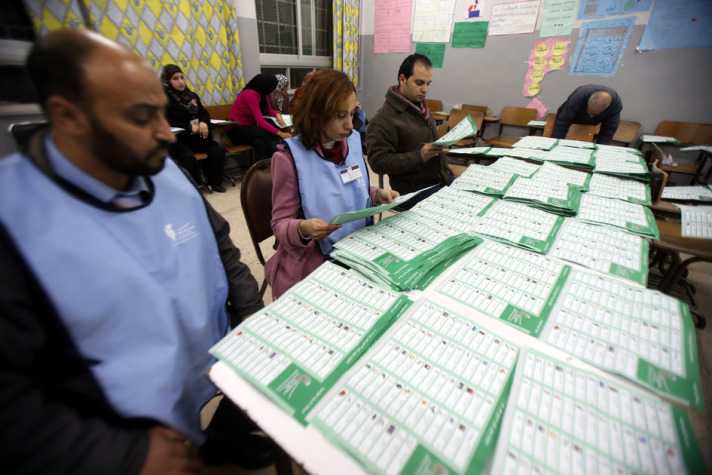 Lebanese vote to elect new parliament