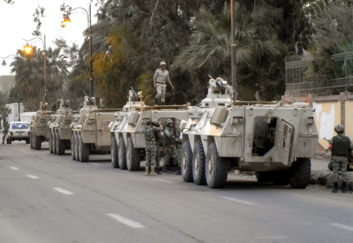 Egypt military source denies local reports on road map