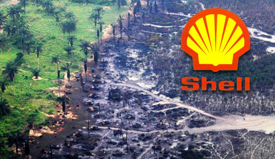 Shell to pay $83.5m for Nigeria oil spill