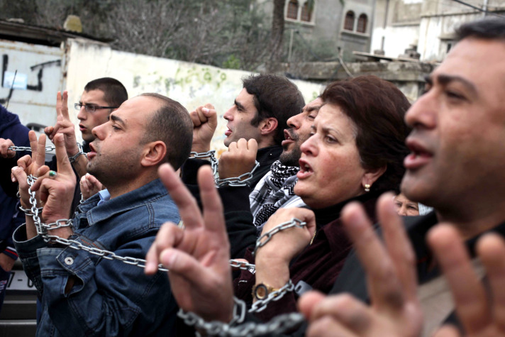 EU concerned with long-term hunger strikes in Israeli jails