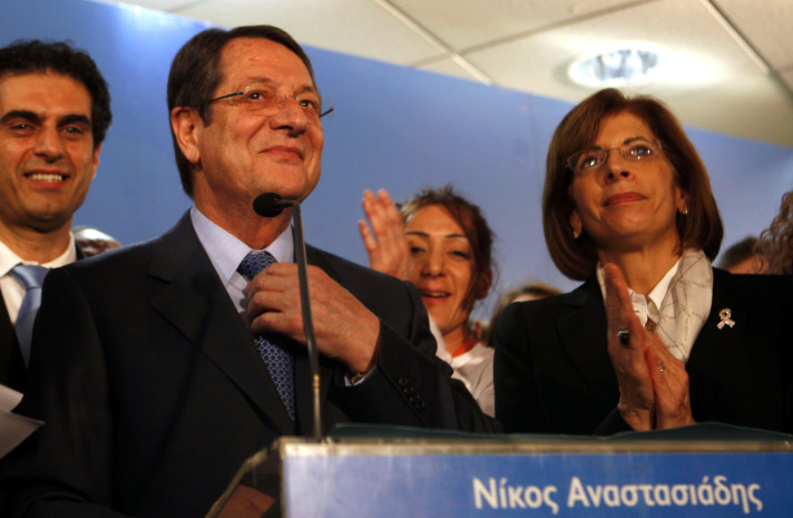 Anastasiades on hopes and doubts for Cyprus peace talks