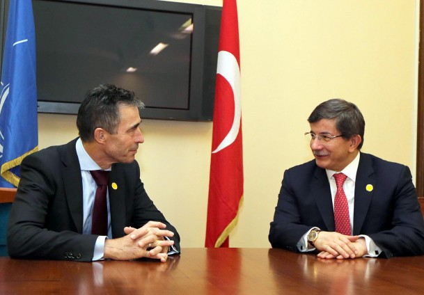 Request for NATO help not forthcoming from Turkey