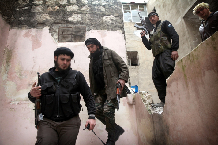 Free Syrian Army to accept UN plan conditionally