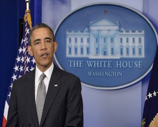 Obama: Putin move into Ukraine not a sign of Russian strength