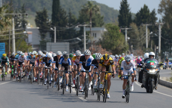 Kittel wins first stage of Presidential Cycling Tour of Turkey