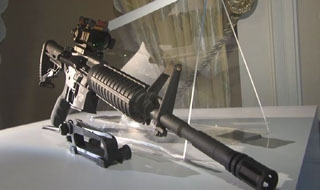 Demand rises for Turkish-made rifle