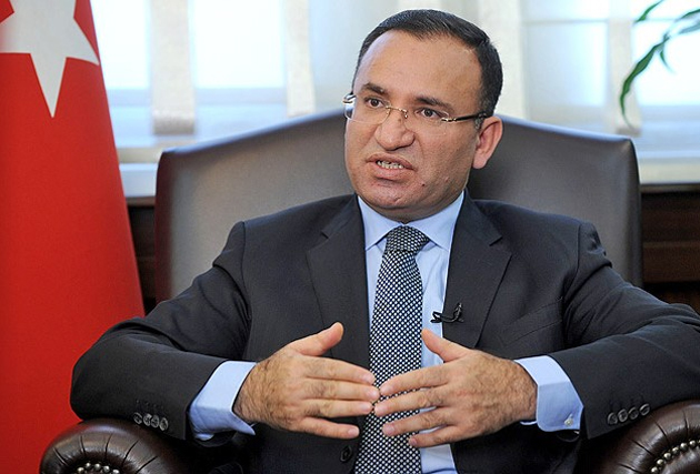 Turkish justice minister reacts to US election result