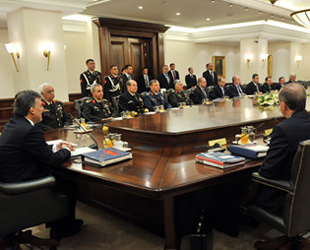 Turkey holds national security meeting