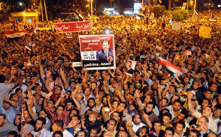 Egypt on edge hours before army ultimatum expires
