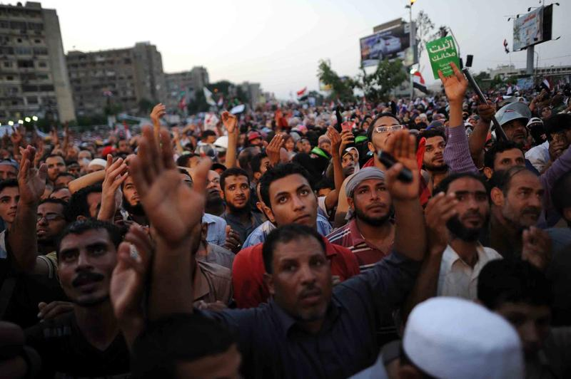 Human Rights Watch says Egypt gagging dissent