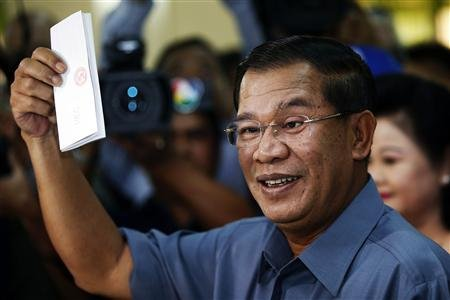 Cambodian gov't, opposition agree to end political deadlock