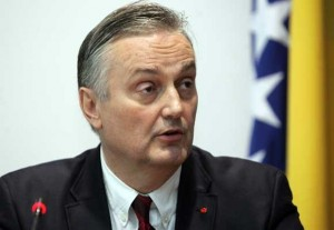 The world didn't take lesson from Srebrenica, says FM of Bosnia