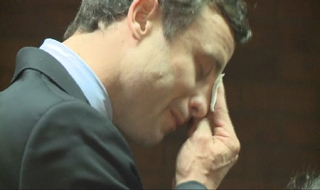 'I'm scared to sleep', tearful Pistorius tells court