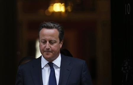 Britain's PM orders review into Muslim Brotherhood's activities