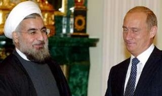 Putin, Iran's Rouhani to discuss trade, economic ties